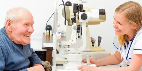 The Difference Between Glaucoma & Cataracts, Oxford, Ohio