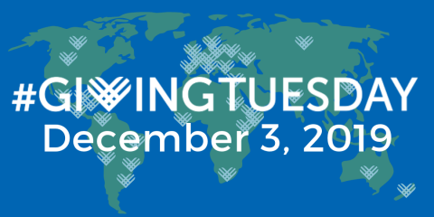 #GIVINGTUESDAY is December 3, 2019! Invest in YOUR values!, Stratford, Connecticut