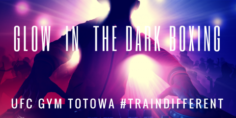 Glow In Dark Boxing with Austin - March 2nd, Totowa, New Jersey