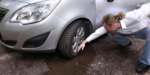 How Can Potholes Damage a Vehicle?, Anchorage, Alaska
