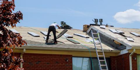 What Are the Differences Between Roof Repair & Replacement?, Lebanon, Ohio