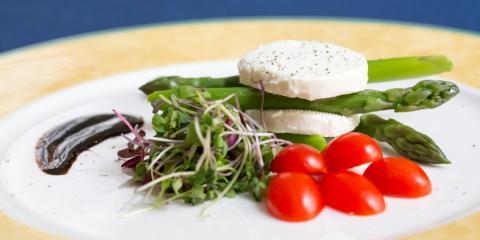 Enjoy the Vegetarian-Friendly Menu At The Historic Event Space, Manhattan, New York