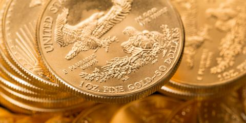 3 Gold Bullion Coins to Add to Your Collection, Cincinnati, Ohio