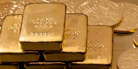 To Buy or Sell Gold, Understand White Vs. Yellow Gold, Irondequoit, New York