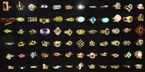 Gold Rings Sale 10% off , Greece, New York