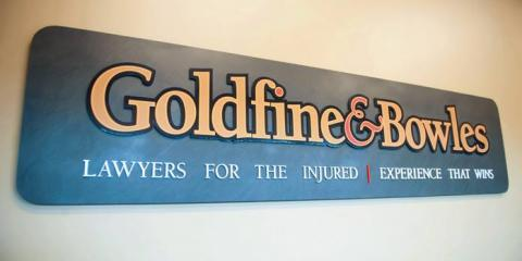 Goldfine & Bowles PC, Personal Injury Attorneys, Services, Peoria, Illinois