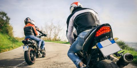 5 Tips for Motorcycle Safety, Fairmount, Colorado