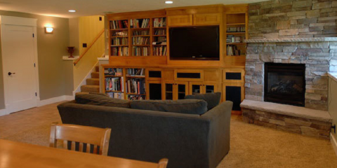 3 Benefits of Basement Finishing, Crystal, Minnesota