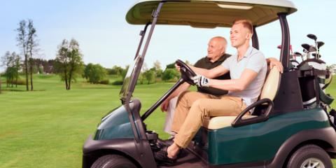 The 4 Most Commonly Replaced Golf Cart Parts, Council Bluffs, Iowa