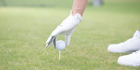 3 Ways Wearing Gloves Improves Your Golf Game, Evendale, Ohio