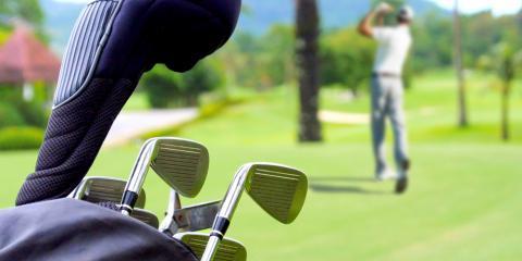 3 Advantages of Graphite Shafts for Golf Clubs, Manhattan, New York