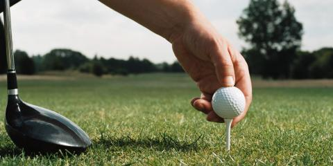 Does Your New Golf Driver Really Have a Larger Sweet Spot?, Denville, New Jersey
