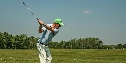 Golf Myth Debunked: Longer Drivers Do Not Mean Greater Distance, Denville, New Jersey