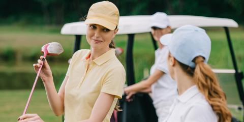 5 Tips for Choosing a New Set of Golf Clubs, Licking County, Ohio