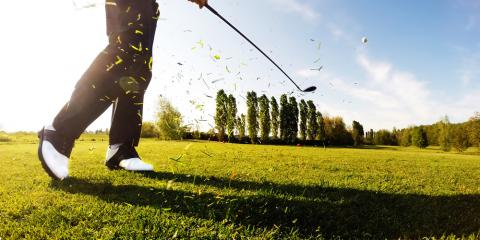 Why It's Important to Wear Golf Shoes on the Green, Manhattan, New York
