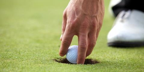 The Difference Between Expensive & Cheap Golf Balls, Manhattan, New York