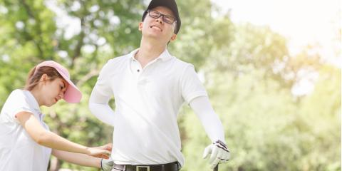 How to Prevent 3 Common Golf Injuries, Ewa, Hawaii