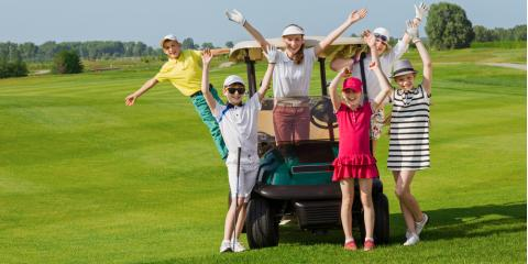 4 Reasons Kids Should Play Golf, Ewa, Hawaii