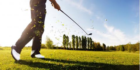 3 Health Benefits of Playing Golf, Waikane, Hawaii