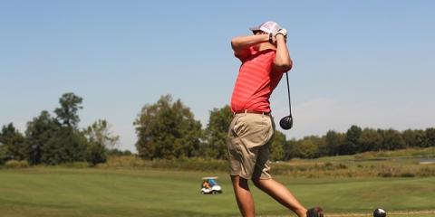 Golf Club Shafts: Choosing Between Stiff & Regular, Manhattan, New York