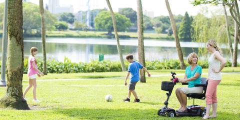 How to Choose the Best Mobility Scooter for You, Honolulu, Hawaii