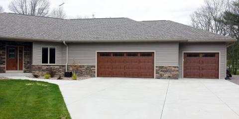 3 Ways a Home Garage Door Boosts ROI, Wisconsin Rapids, Wisconsin