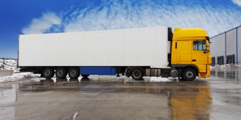 4 Reasons to Get Your Commercial Truck Painted, Lodi, New Jersey