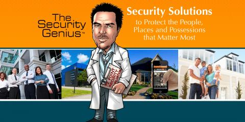 Protect Your Business Like Your Home With an Electronic Eye Security Surveillance System, Anaheim-Santa Ana-Garden Grove, California