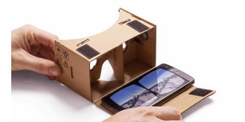 FREE Google Cardboard, Hilo, Hawaii