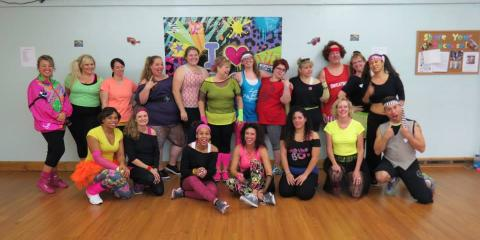 4 Ways Group Fitness Classes at Move Your Body Fitness Will Help You Get in Shape This Year, Erlanger, Kentucky