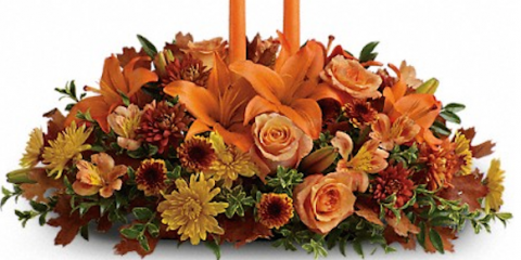 Gorgeous Flower Arrangements for Your Thanksgiving Celebration , Hamden, Connecticut