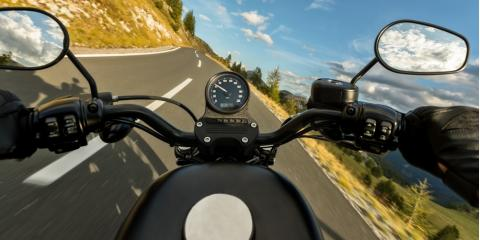 3 Top Causes of Motorcycle Accidents, Goshen, New York