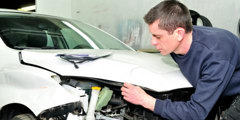 A Guide to Repairing Versus Scrapping Damaged Vehicles, Goshen, Ohio