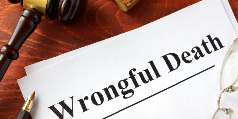 3 Reasons to Hire a Wrongful Death Attorney, Goshen, New York