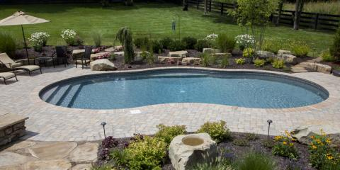 Swimming pool contractors share tips for designing your for Local swimming pool companies