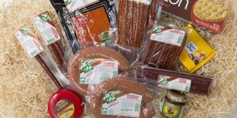 3 Reasons to Ship Seafood or Gourmet Sausages as a Gift, Anchorage, Alaska