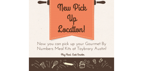 Play Hard and Cook Smarter with GBN's New Pickup Location!, Austin, Texas