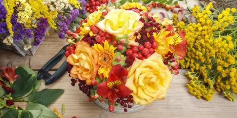 Ask a Florist: How Do Centerpieces Complement Dining Room Décor?, High Point, North Carolina