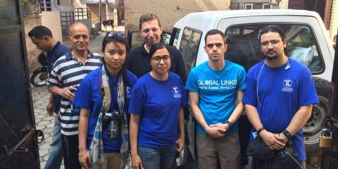 The Touro Graduate School Team Spearheads Relief Mission in Nepal, Manhattan, New York