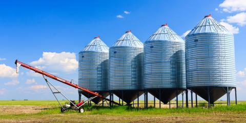 How to Prepare Your Grain Bins for Storage, Cairo, Georgia