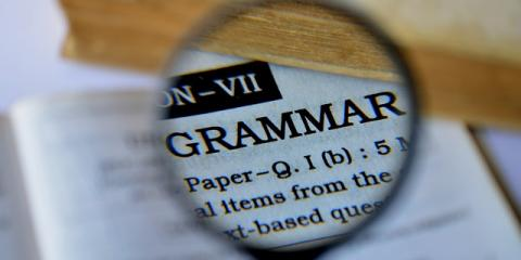 5 Grammatical Mistakes Students Make…and how to correct them, Boston, Massachusetts