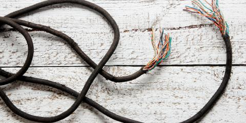 5 Reasons Frayed Wires Are Dangerous, Grand Junction, Colorado