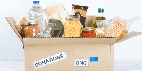Captivating Rochesteru0026#039;s Senior Living Community Is Ready For The Annual Food Drive,