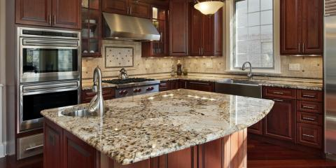 3 Reasons to Go With Granite Countertops, North Corbin, Kentucky