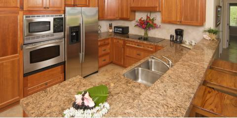 How to Choose the Right Hue for Granite Counters, Red Bank, New Jersey