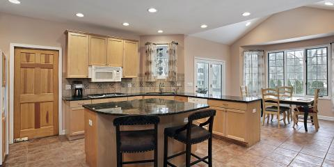 3 Reasons to Choose Granite Countertops, North Corbin, Kentucky