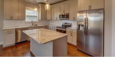 What's the Difference Between Marble & Granite Countertops?, Richmond, Kentucky