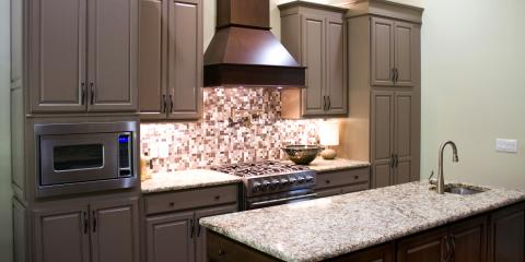 3 Reasons To Use Granite Refinishing Services During Your Kitchen Remodel,  St. Ann,