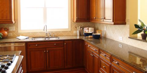 5 Edge Options for the Ideal Granite Countertops, Webster, New York