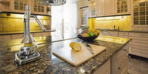 Give Your Kitchen a Touch of Class With Granite Countertops, Anchorage, Alaska